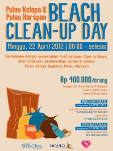 Beach Clean Up Day, Care To Share